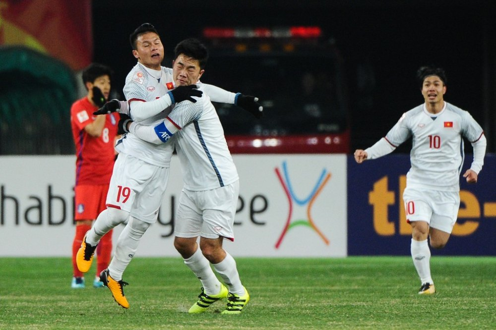 HLV Le Thuy Hai: 'Luc nay ai khong mong U23 Viet Nam tao them ky tich' hinh anh 1