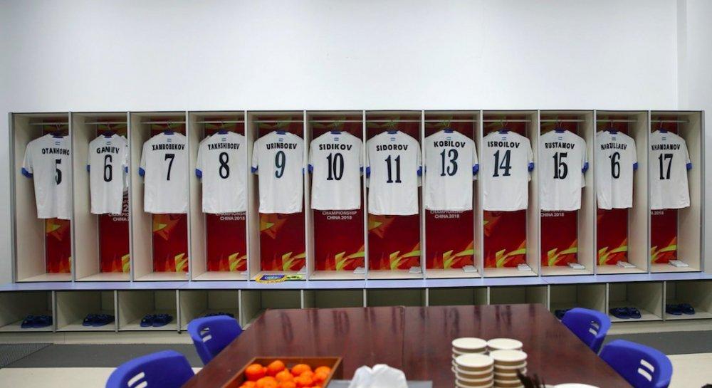 AFC lai gay soc: Cho U23 Uzbekistan mac ao 'tang hinh' da voi U23 Viet Nam hinh anh 1
