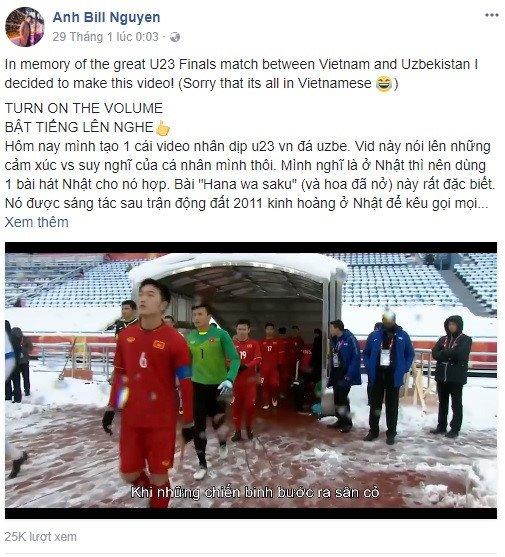 'Khong co chuyen ca si Nhat Ban hat tang doi U23 Viet Nam' hinh anh 1