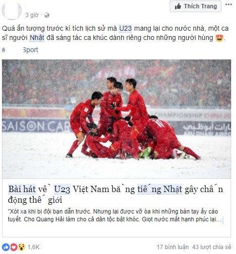 'Khong co chuyen ca si Nhat Ban hat tang doi U23 Viet Nam' hinh anh 2