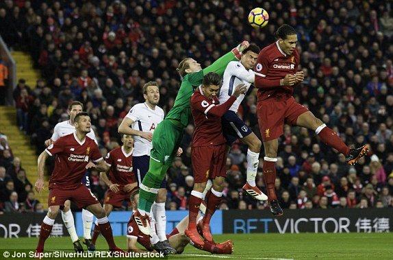Truc tiep Liverpool vs Tottenham, link xem vong 26 Ngoai Hang Anh 2018 hinh anh 4