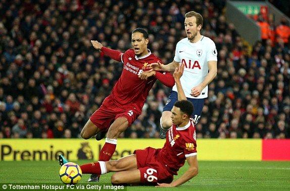 Truc tiep Liverpool vs Tottenham, link xem vong 26 Ngoai Hang Anh 2018 hinh anh 3