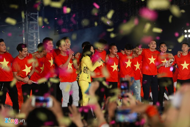Lanh dao VFF buon vi bi hieu nham chuyen tien thuong U23 Viet Nam hinh anh 1