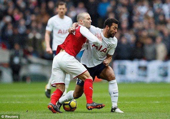 Truc tiep Tottenham vs Arsenal, Link xem vong 27 Ngoai hang Anh 2018 hinh anh 3