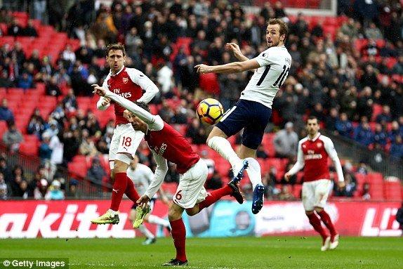 Truc tiep Tottenham vs Arsenal, Link xem vong 27 Ngoai hang Anh 2018 hinh anh 2