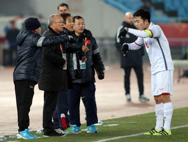 Xuan Truong va U23 Viet Nam: Hay hoc hoi, dung tung ho sao rong hinh anh 2