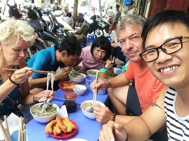 Giam doc ky thuat Juergen Gede: Ong thay Duc yeu Tet Viet hinh anh 2