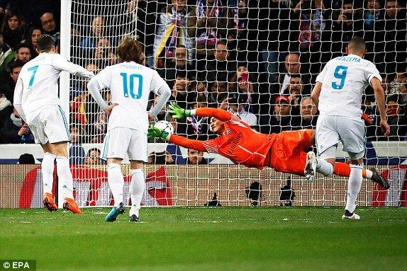 Truc tiep Real Madrid vs PSG, Link xem truc tiep Cup C1 chau Au 2018 hinh anh 1