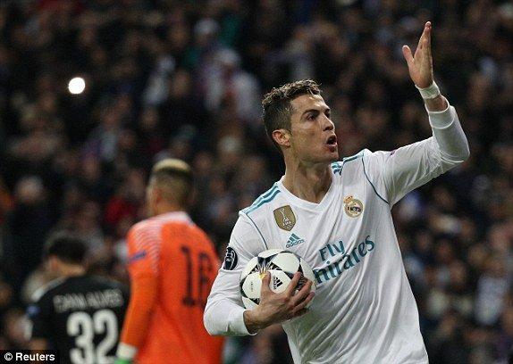 Truc tiep Real Madrid vs PSG, Link xem truc tiep Cup C1 chau Au 2018 hinh anh 4