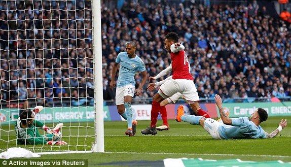 Truc tiep Arsenal vs Man City, link xem chung ket Cup Lien doan Anh 2018 hinh anh 3