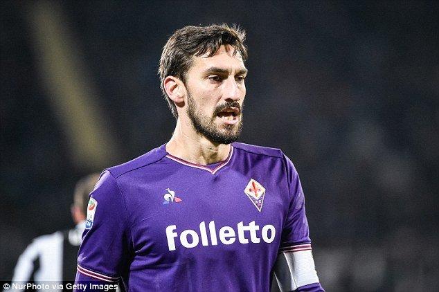 Trung ve doi truong Fiorentina dot tu, Seria A tam hoan vong dau hinh anh 1