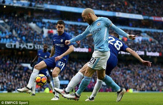 Truc tiep Man City vs Chelsea, Link xem bong da Anh 2018 hom nay hinh anh 3