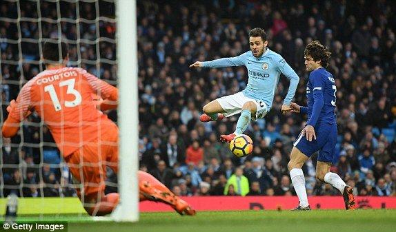 Truc tiep Man City vs Chelsea, Link xem bong da Anh 2018 hom nay hinh anh 1