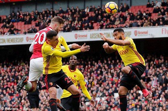 Truc tiep Arsenal vs Watford, link xem bong da Ngoai hang Anh vong 29 hinh anh 4