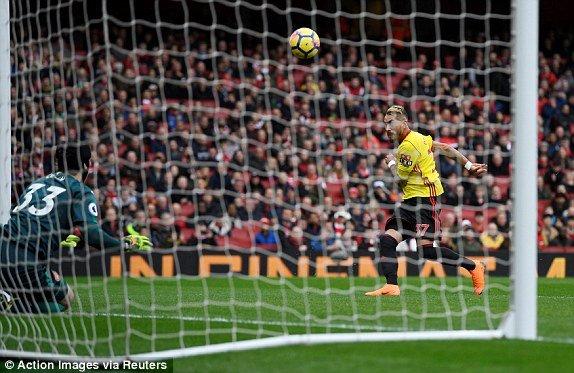 Truc tiep Arsenal vs Watford, link xem bong da Ngoai hang Anh vong 29 hinh anh 2