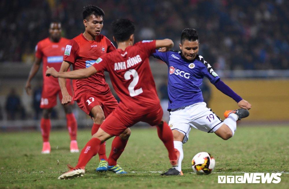 Video truc tiep Ha Noi vs Hai Phong vong 1 V-League 2018 hinh anh 3