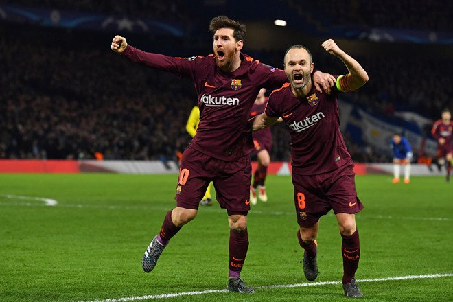 Chelsea can lam gi de chan duoc Messi va Barca? hinh anh 1