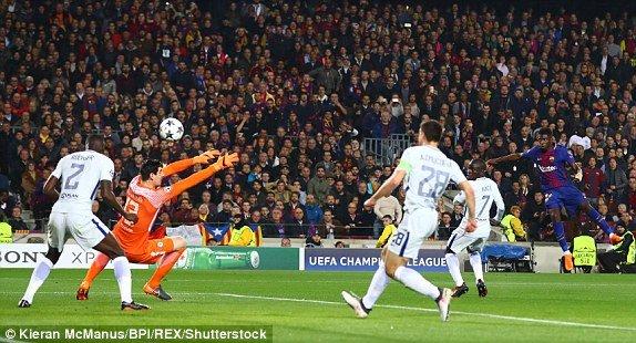 Video ket qua Barca vs Chelsea 3-0: Thien tai Messi huy diet Chelsea hinh anh 1