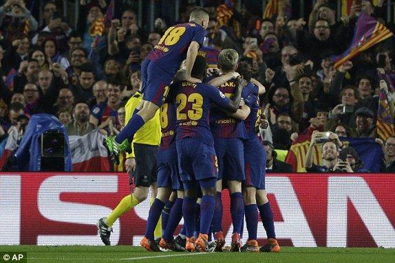 Video ket qua Barca vs Chelsea 3-0: Thien tai Messi huy diet Chelsea hinh anh 3