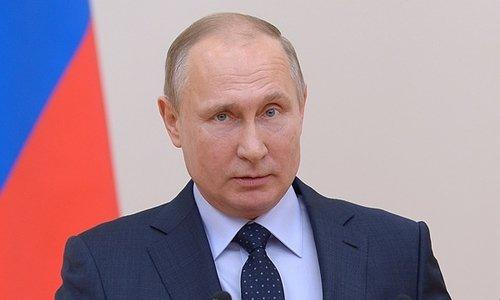 Chu tich nuoc chuc mung Tong thong Putin tai dac cu hinh anh 1