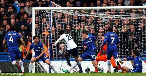 Truc tiep Chelsea vs Tottenham, link xem bong da Ngoai hang Anh 2018 hom nay hinh anh 1