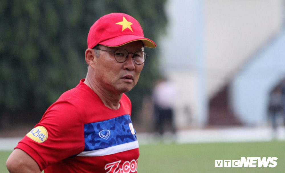HLV Park Hang Seo than troi: Cau thu U23 Viet Nam 'chay so' nhieu qua hinh anh 1