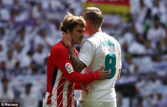 Truc tiep Real Madrid vs Atletico Madrid, Link xem bong da vong 31 La Liga hom nay hinh anh 3