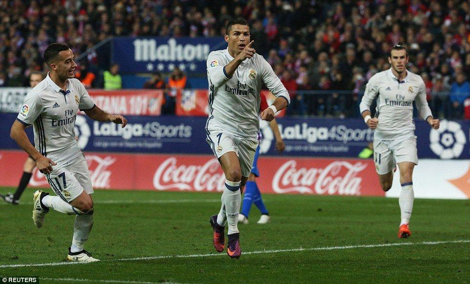 Truc tiep Real Madrid vs Atletico Madrid, Link xem bong da vong 31 La Liga hom nay hinh anh 6
