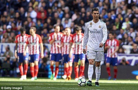 Truc tiep Real Madrid vs Atletico Madrid, Link xem bong da vong 31 La Liga hom nay hinh anh 1