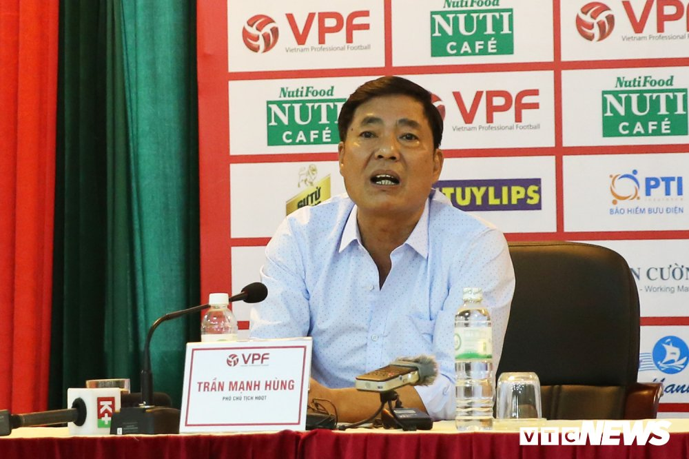 Pho Chu tich VPF: Anh Tran Anh Tu khong sai, ly do gi phai rut? hinh anh 1