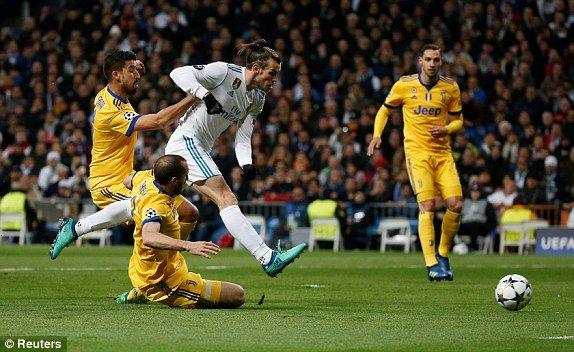 Ket qua Real Madrid vs Juventus tu ket Cup C1 2018 hinh anh 7