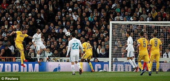 Ket qua Real Madrid vs Juventus tu ket Cup C1 2018 hinh anh 5