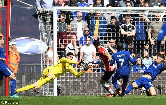 Truc tiep Southampton vs Chelsea, Link xem bong da Ngoai hang Anh 2018 hom nay hinh anh 2