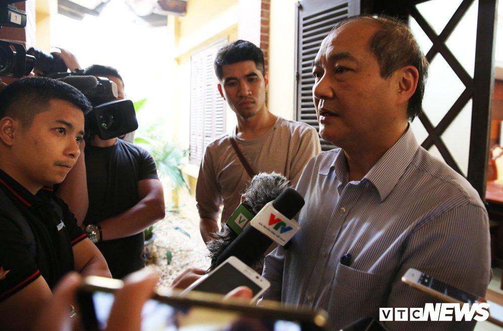 Tong cuc truong Tong cuc TDTT: VFF khong co y do gat nguoi nao hay loi ich nhom hinh anh 1