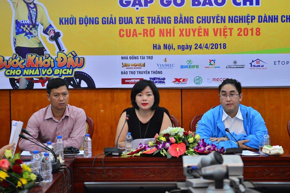 Cua-ro Nhi xuyen Viet 2018: Buoc khoi dau cho nha vo dich hinh anh 1
