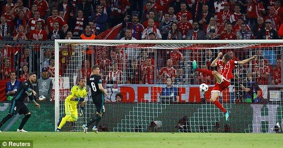 Truc tiep Bayern Munich vs Real Madrid, Link xem bong da Cup C1 2018 hom nay hinh anh 5
