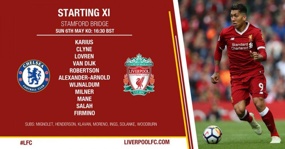 Truc tiep Chelsea vs Liverpool, Link xem Ngoai Hang Anh 2018 hom nay hinh anh 5