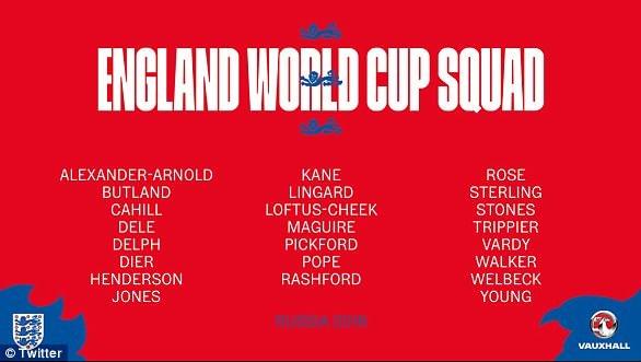 Tuyen Anh: 4 diem yeu chet nguoi trong danh sach du World Cup hinh anh 3