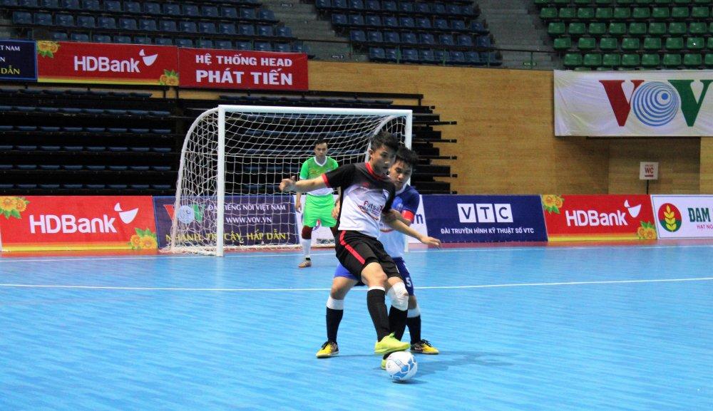 Futsal sinh vien dong hanh thanh pho Da Nang: Nghet tho cuoc dua vao Tu ket hinh anh 2