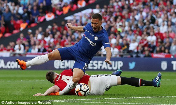 Truc tiep MU vs Chelsea, Link xem chung ket FA Cup 2018 hom nay hinh anh 4