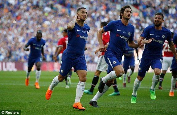 Truc tiep MU vs Chelsea, Link xem chung ket FA Cup 2018 hom nay hinh anh 3