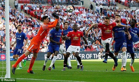 Truc tiep MU vs Chelsea, Link xem chung ket FA Cup 2018 hom nay hinh anh 2