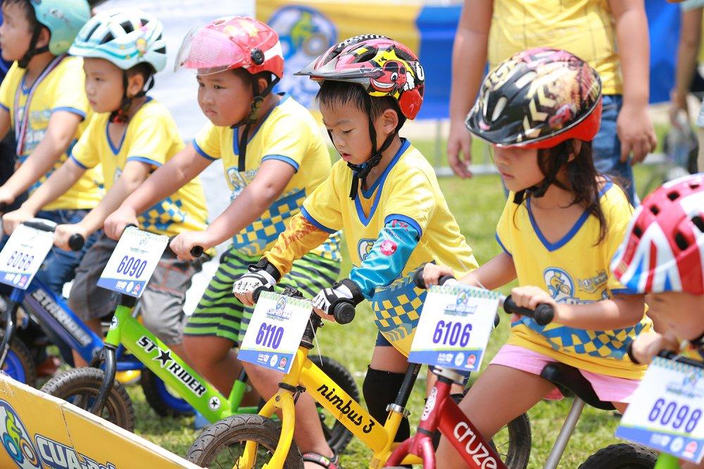 Cua-ro Nhi xuyen Viet 2018: San choi y nghia cho tre em Sai Gon hinh anh 3