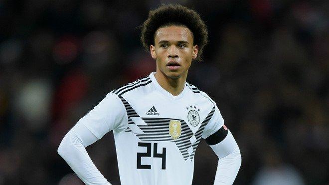 World Cup 2018: Vi sao tuyen Duc loai Leroy Sane? hinh anh 1