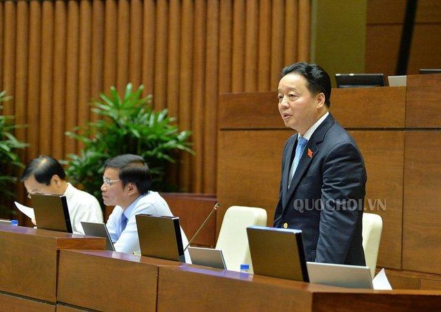 Bo truong Tai nguyen bac tin don nguoi nuoc ngoai mua dat 3 dac khu hinh anh 1