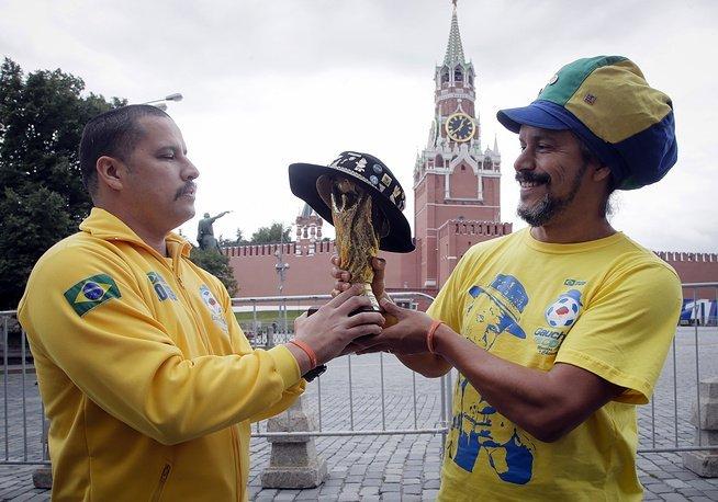 Truc tiep le khai mac World Cup 2018: Toan the gioi huong toi nuoc Nga hinh anh 41