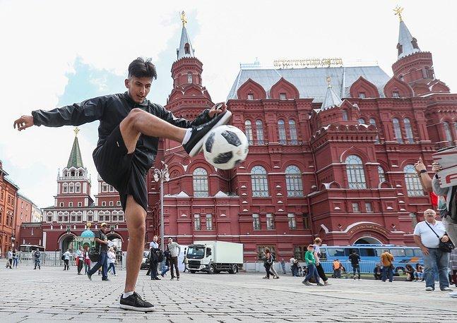 Truc tiep le khai mac World Cup 2018: Toan the gioi huong toi nuoc Nga hinh anh 42