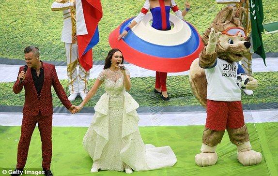 Truc tiep le khai mac World Cup 2018: Toan the gioi huong toi nuoc Nga hinh anh 6
