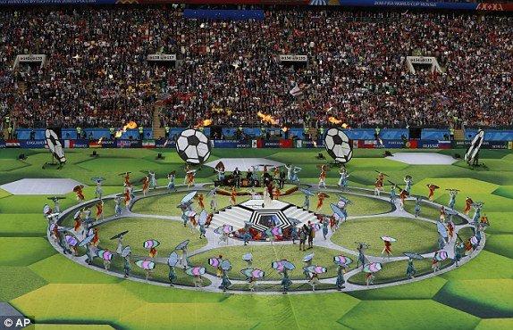Truc tiep le khai mac World Cup 2018: Toan the gioi huong toi nuoc Nga hinh anh 1