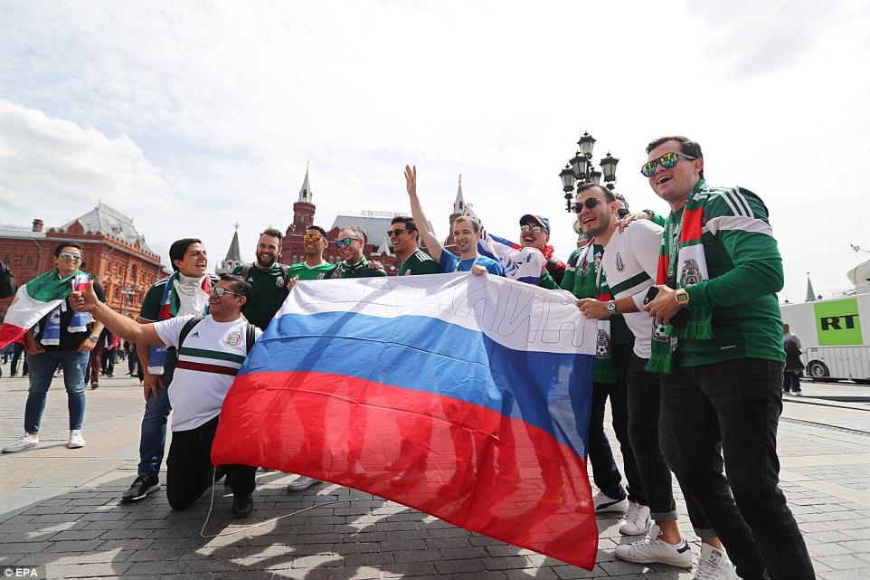 Truc tiep le khai mac World Cup 2018: Toan the gioi huong toi nuoc Nga hinh anh 17